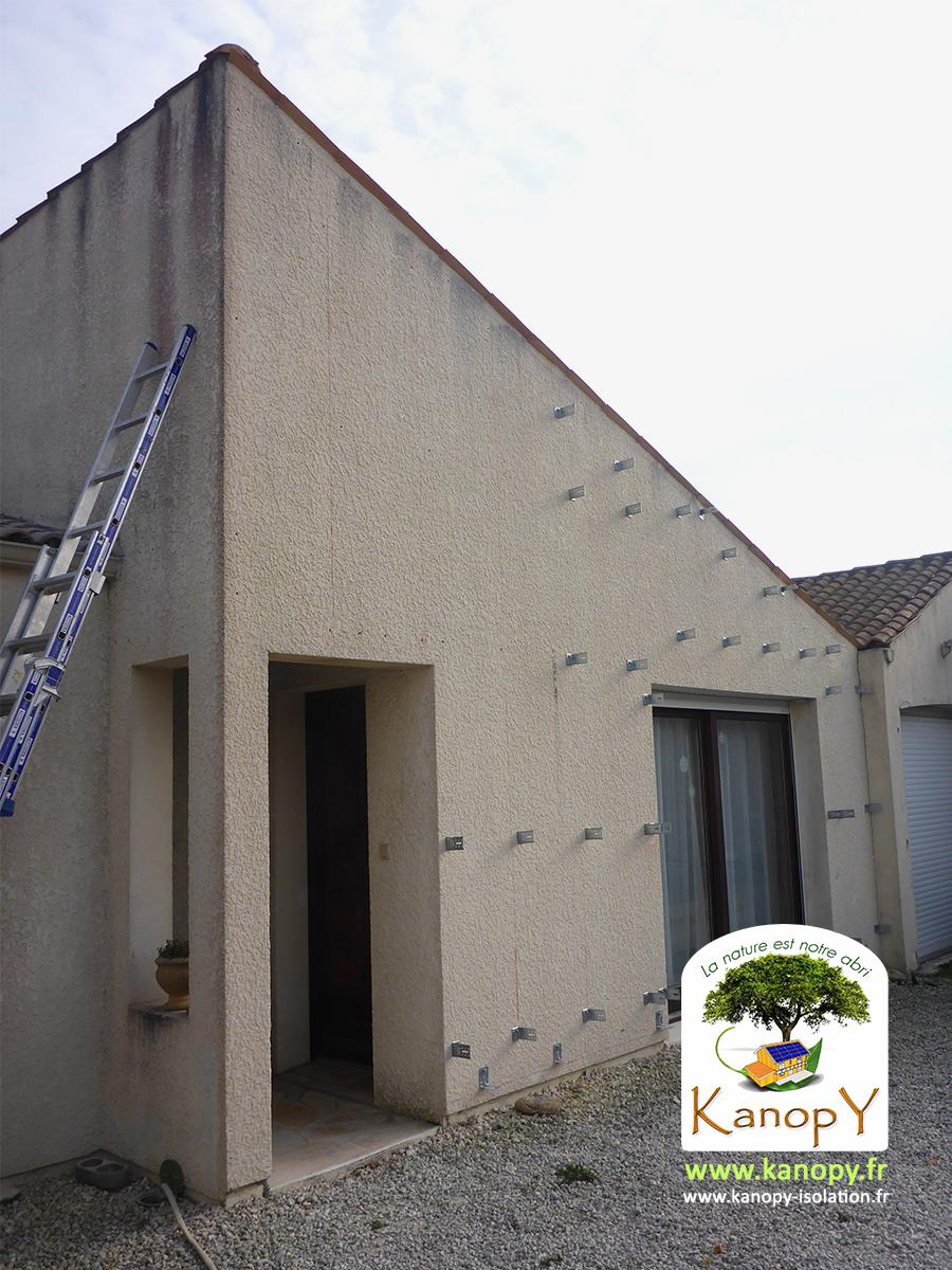 Isolation Thermique Par L 39 Ext Rieur Ite Isolation Humidite Mur Exterieur