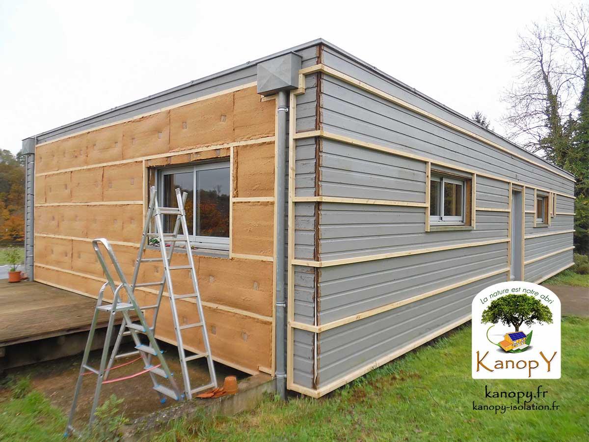 Isolation Mur Exterieur Renovation isolation thermique par l'extérieur (ite)